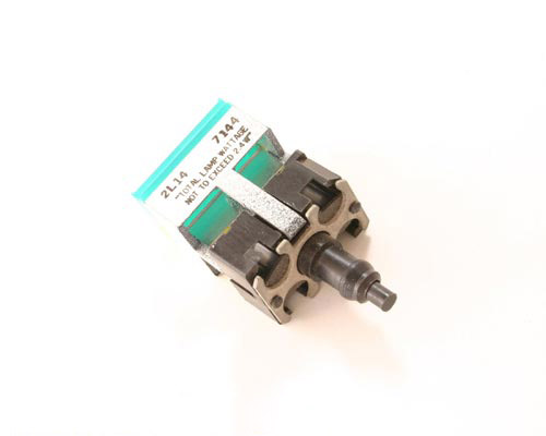 Picture of 2l14 MICRO SWITCH switch Pushbutton Full Size
