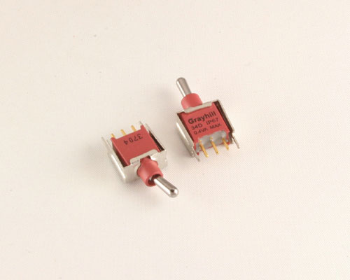 Picture of 34DWMSP32B4V2RE GRAYHILL switch Toggle  Tiny