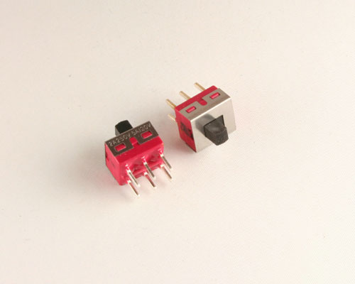 Picture of 48ASDP1S1M2QE GRAYHILL switch Slide  Miniature