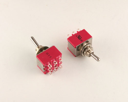 Picture of 34A3P11B1M1QE GRAYHILL switch Toggle  Miniature