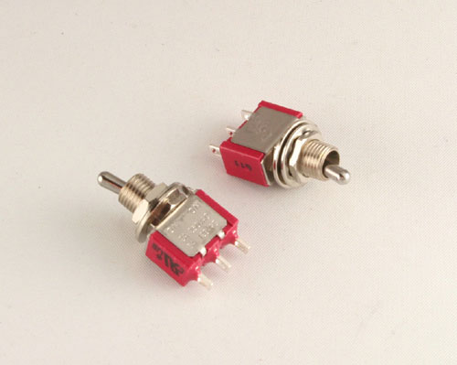Picture of 34ASP12B1M1QE GRAYHILL switch Toggle  Miniature