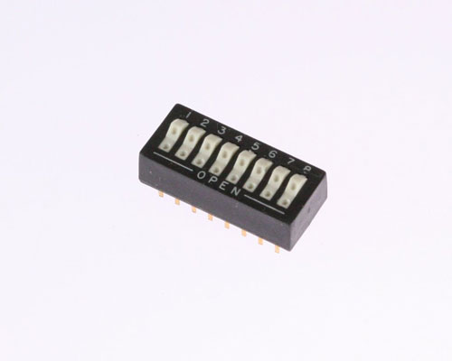 Picture of 3043-8-30-40 MGI switch DIP  Rocker