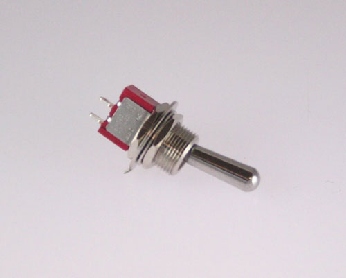 Picture of 100-2P1-T800B0M1Q0 TAIWAY switch Toggle  Miniature