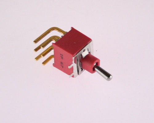 Picture of 1AD2T2B4M6RE MULTICOMP switch Toggle  Miniature