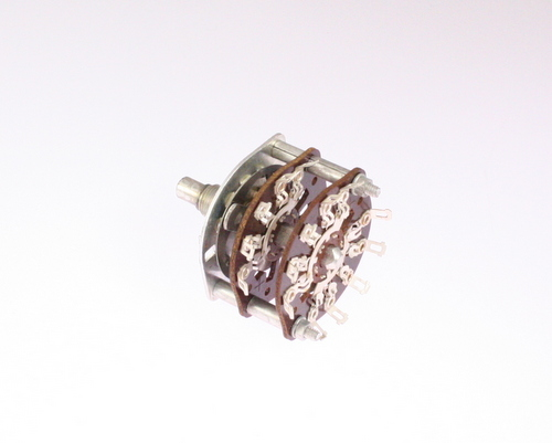 Picture of 3360-395-499 RAYTHEON switch Rotary  Full Size