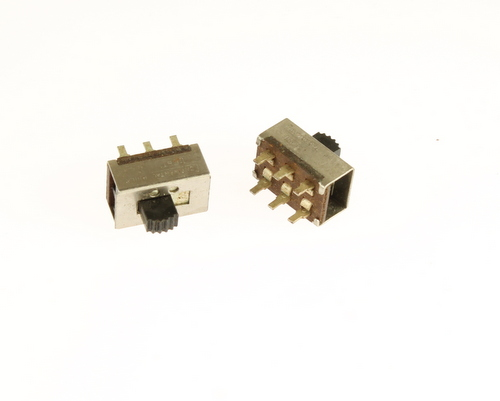 Picture of TSSLDPDT-1/2A-PN CONTINENTAL switch Slide  Tiny
