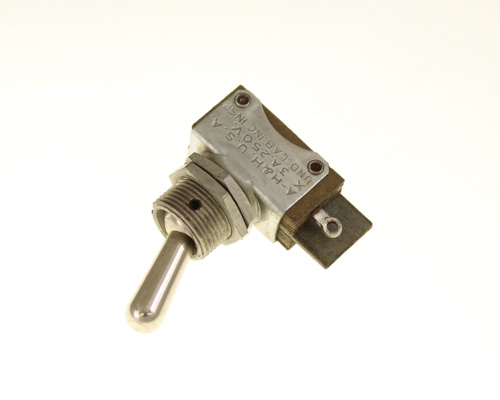 Picture of LMSSPST-3A-ON-NONE-OFF-PN A-H&H switch Toggle  Miniature