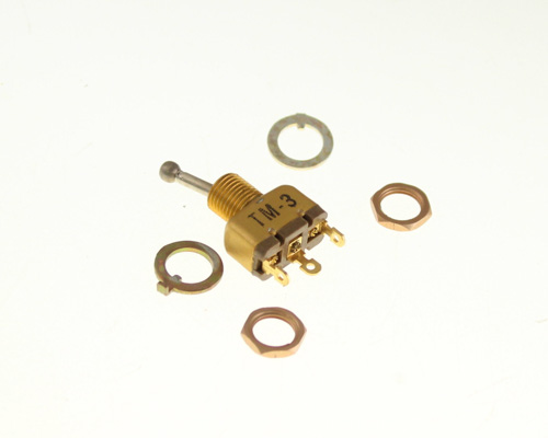 Picture of TM-3 A-H switch toggle  miniature