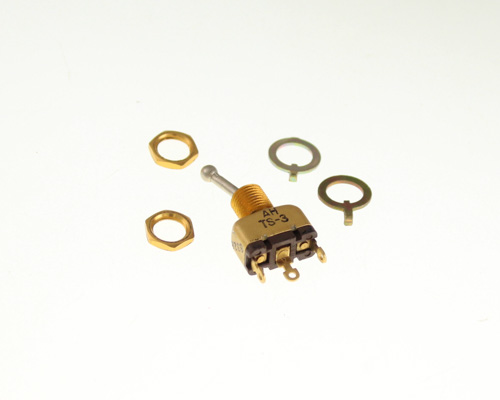 Picture of TS-3 A-H switch toggle  miniature