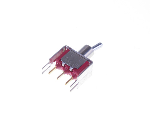 Picture of 7101MD9V30BE C&K switch toggle  miniature