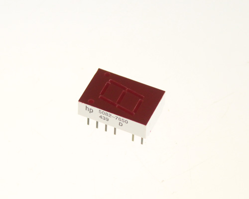 Picture of 5082-7650 BROADCOM LED display module