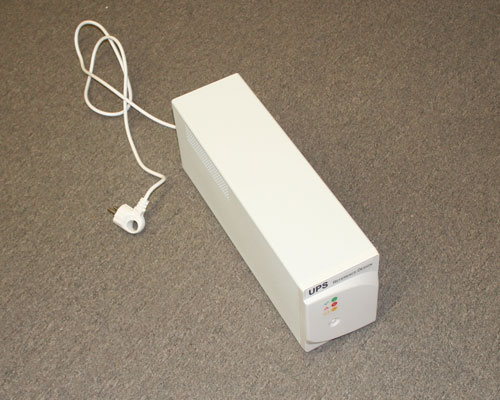 Picture of ups backup power supply.