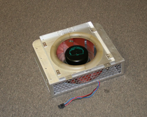 Picture of 848267159 Lucent 26 VDC blower