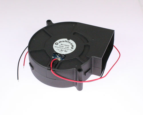 Picture of MC19650 MULTICOMP 24 VDC blower