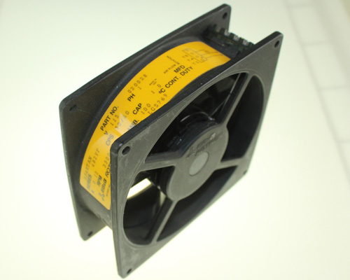 Picture of 020028 EG&G ROTRON 115 VAC fan