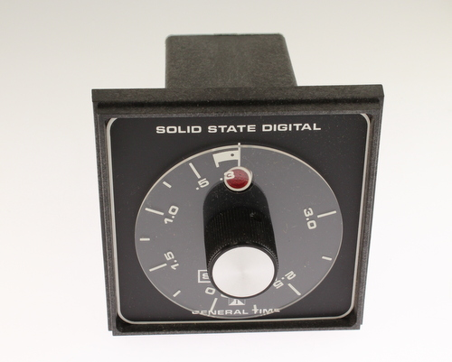 Picture of Q20B-03C-2A000 by GENERAL TIME relay DPDT 117VAC 10A Timer