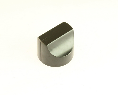 Picture of KXP125B41 byab knob plastic Plain Body