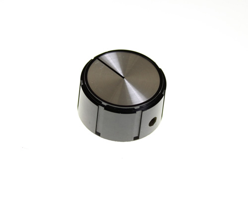 Picture of 2887 HH Smith knob phenolic Ribbed