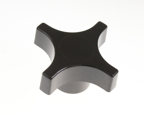 Picture of 2-289-304 DIMCOGRAY knob phenolic finger grip