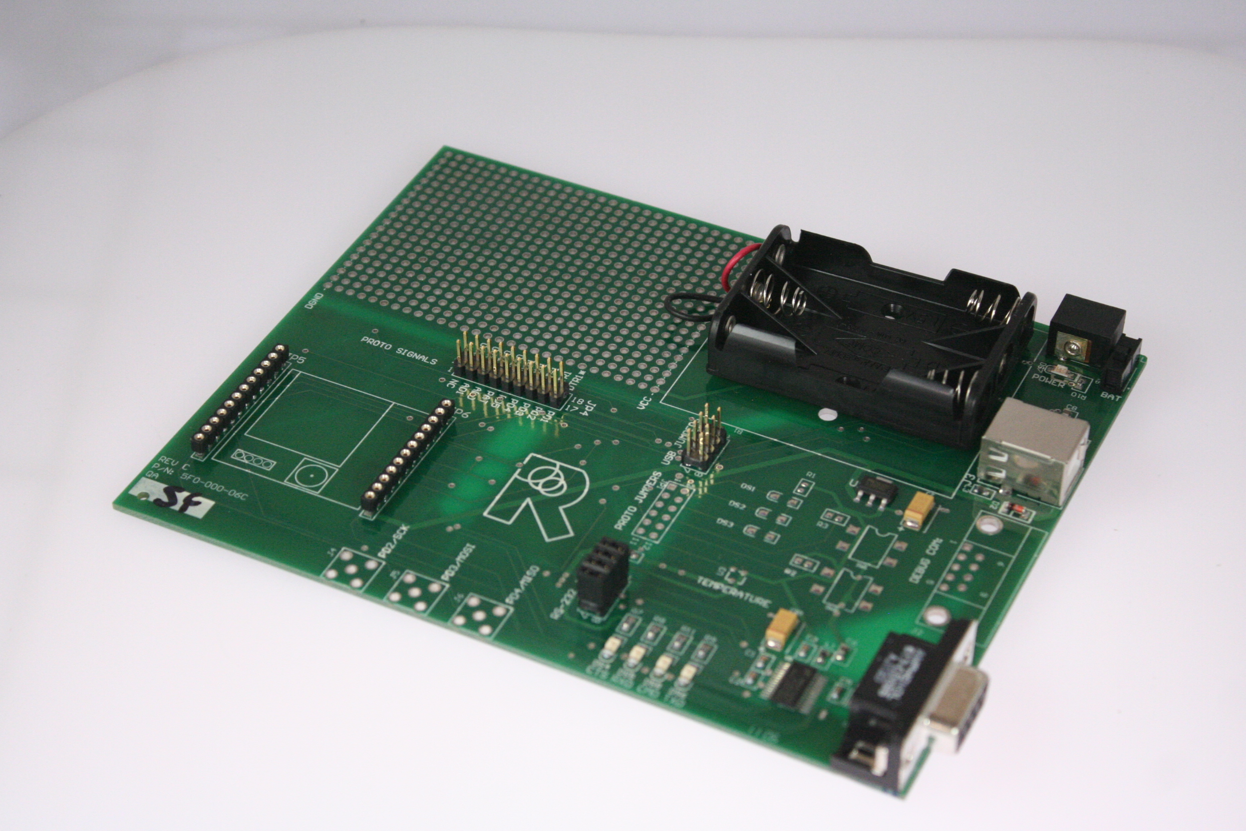 Picture of RK-DP1203-868-R RADIOTRONIX Development kit