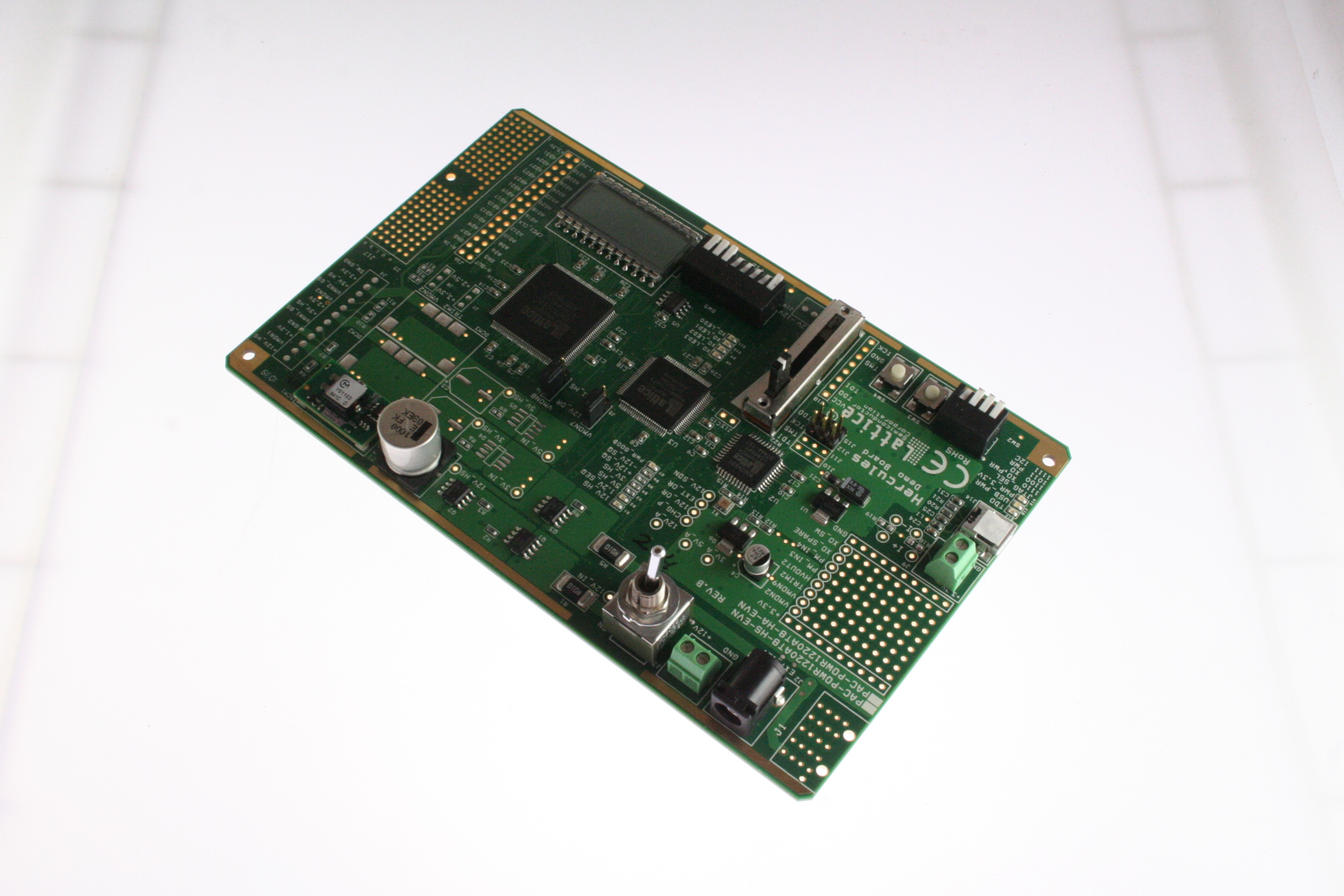 Picture of PAC-POWR1220AT8-HS-EVN LATTICE Development kit