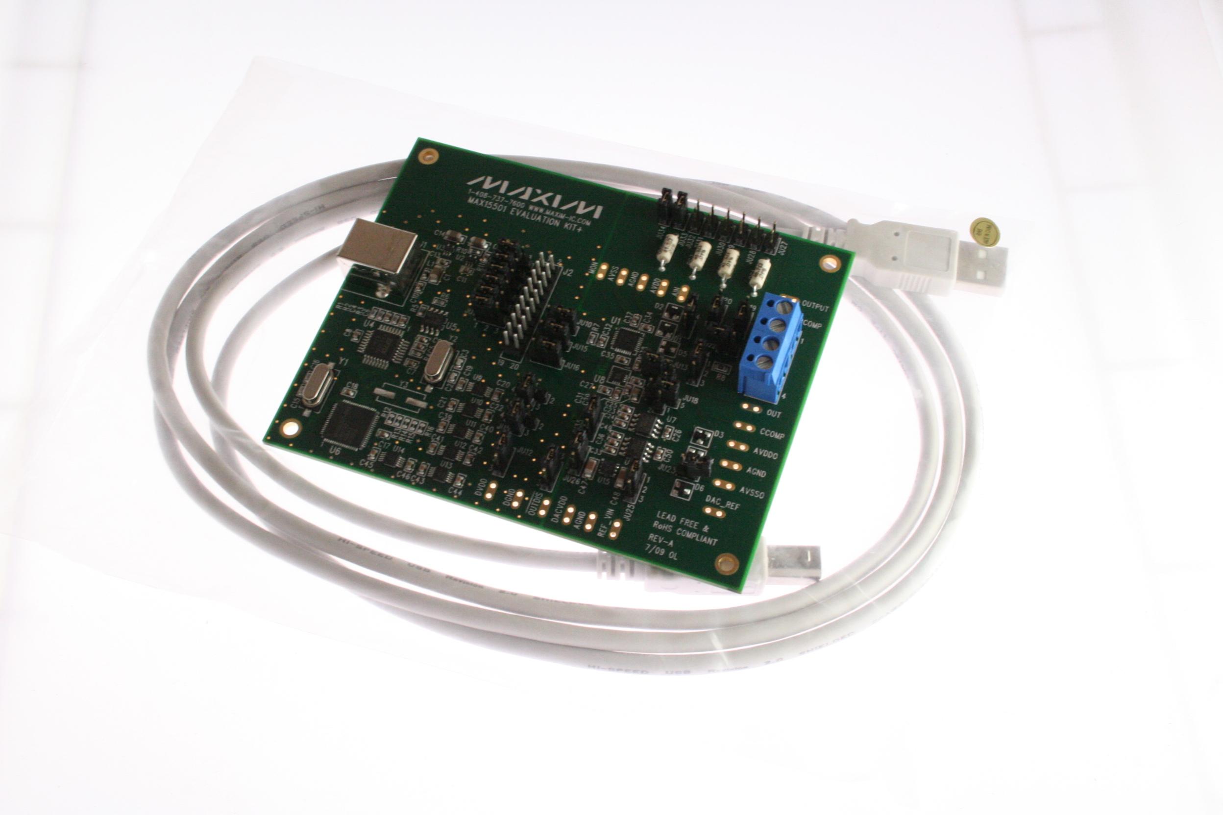 Picture of MAX15501EVKIT MAXIM Development kit