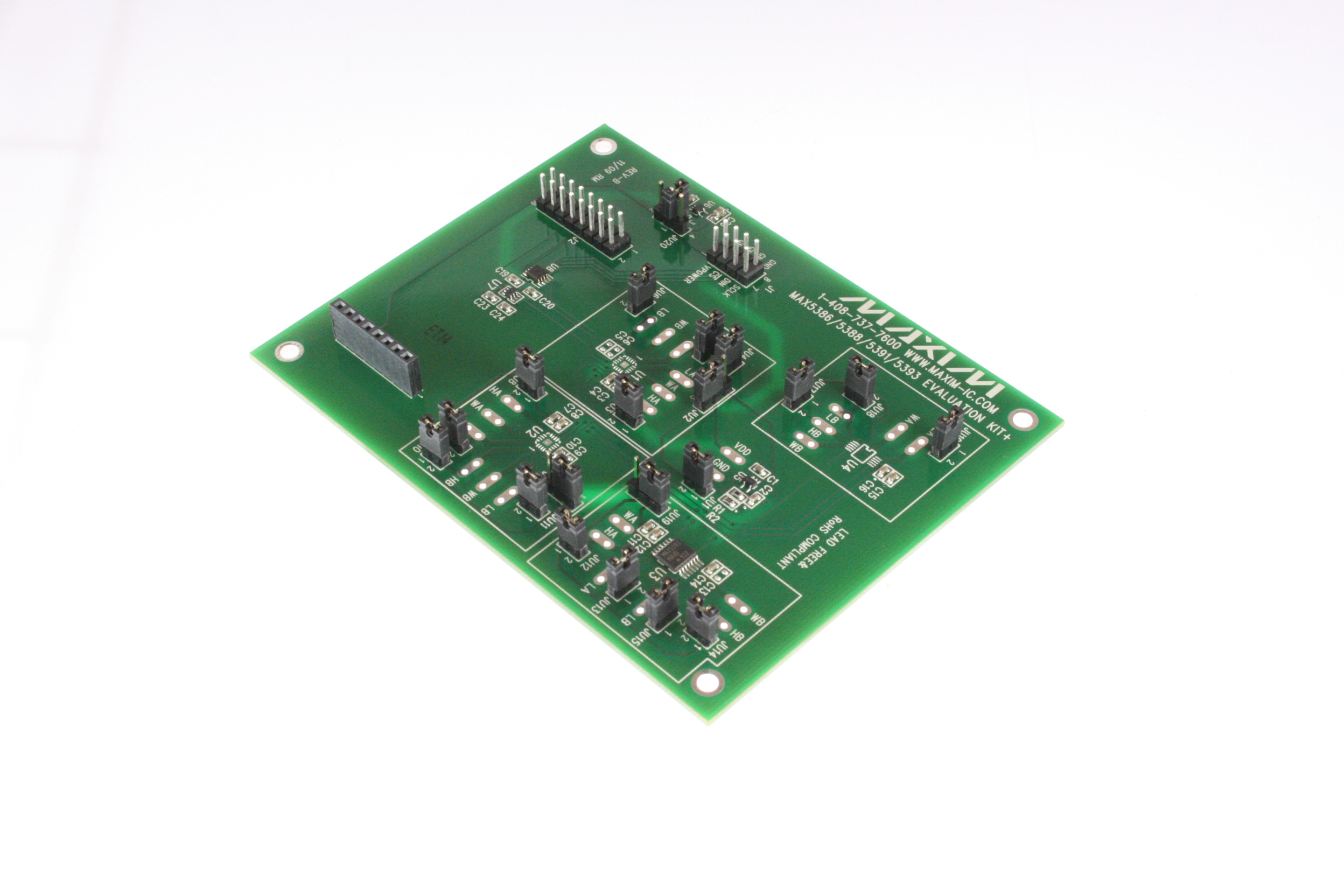 Picture of MAX5393EVKIT+ MAXIM Development kit