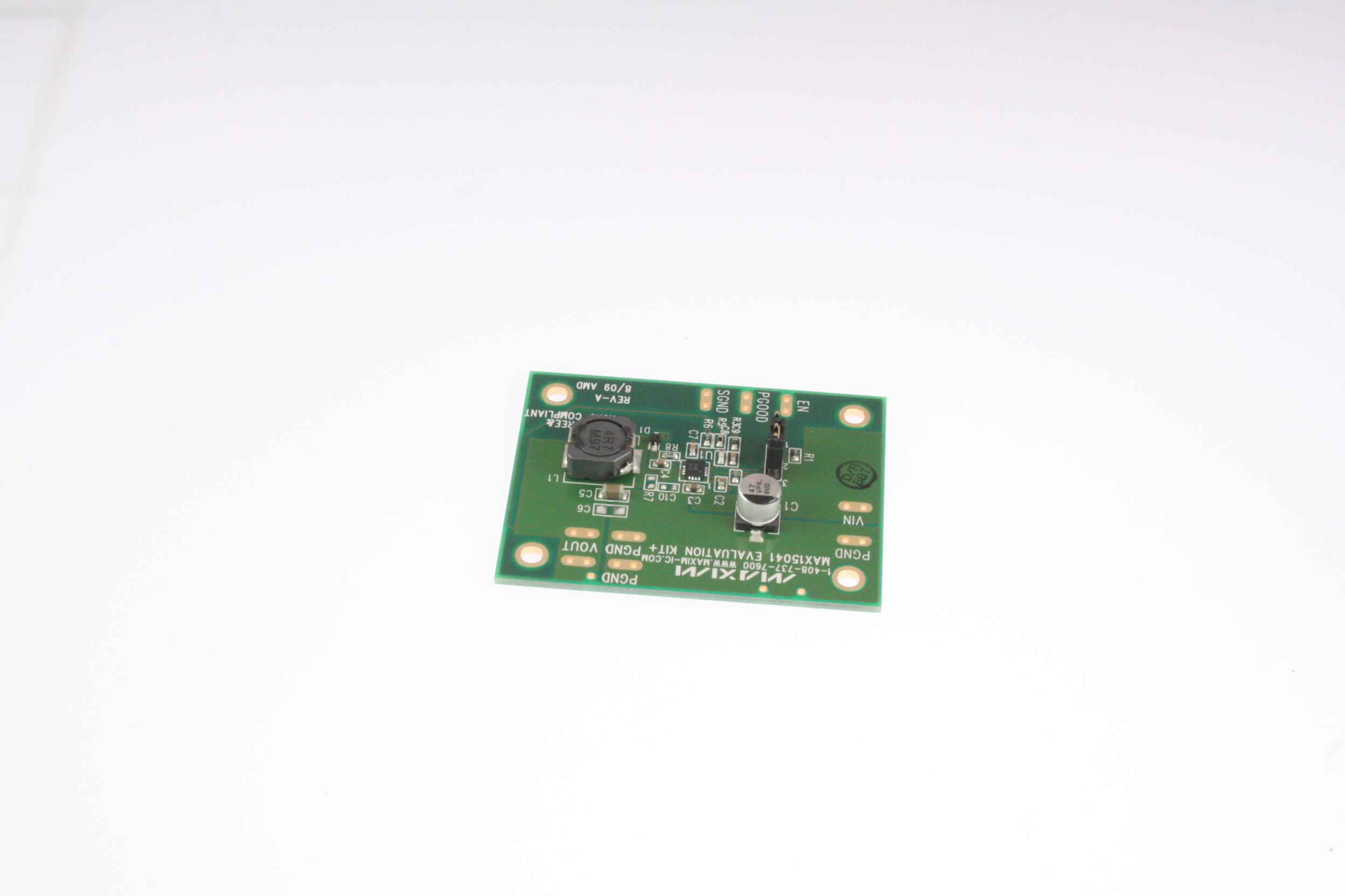 Picture of MAX15041EVKIT MAXIM Development kit