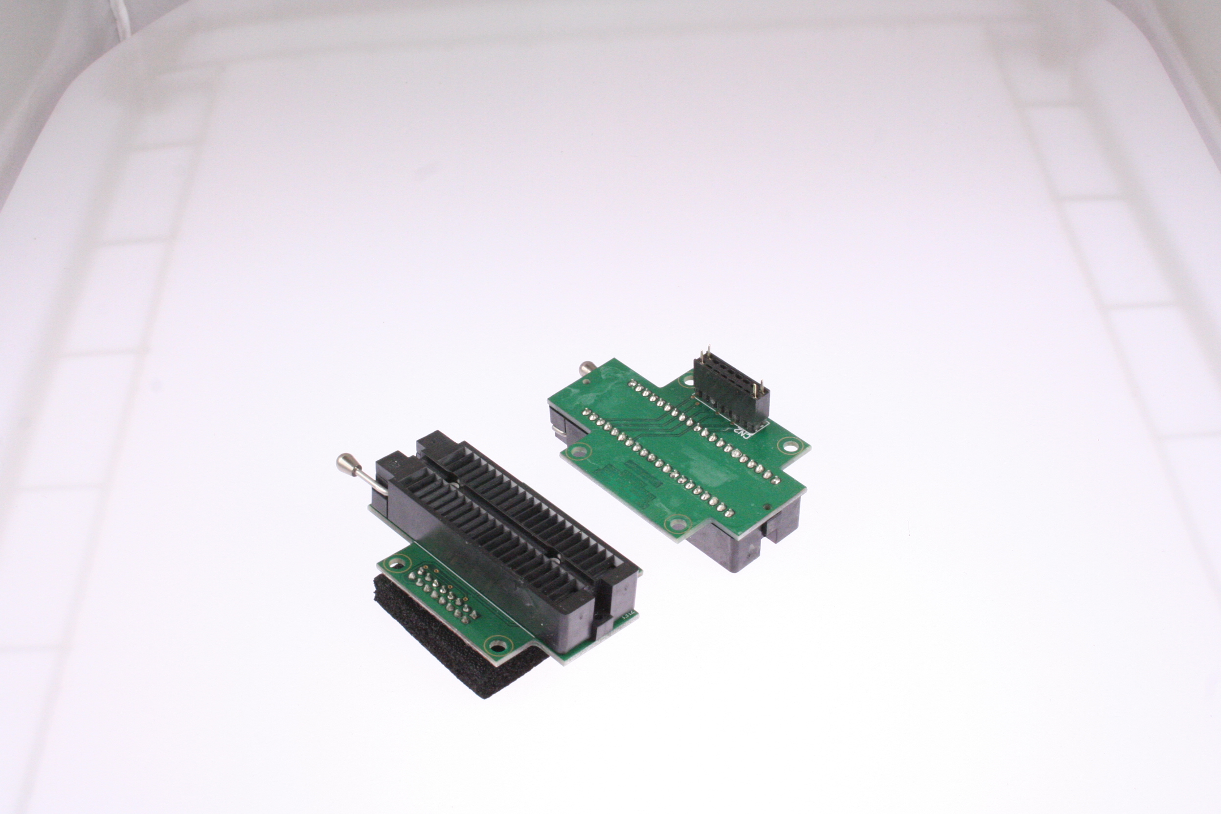 Picture of adapters ftdi kits.