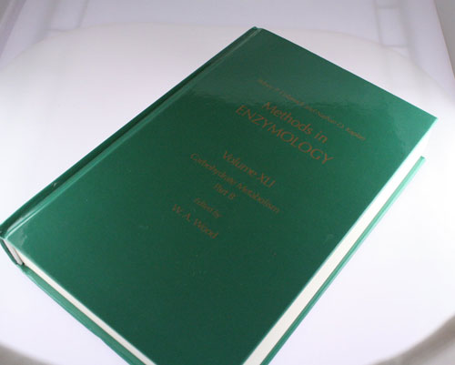Picture of ISBN 0-12-181941-8 ACADEMIC PRESS books and manuals