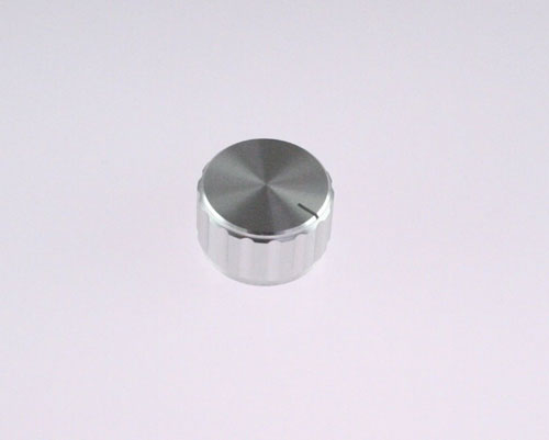 Picture of MC21031 MULTICOMP knob aluminum Ribbed