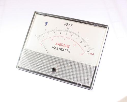 Picture of watt-meter.