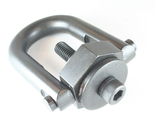 Picture of CL-2500-SHR-3 CARR LANE hardware