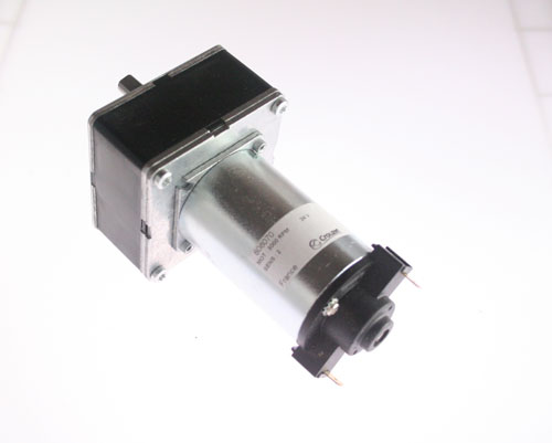 New 808070 24v Electric Motor 3000 Rpm By Crouzet Ebay