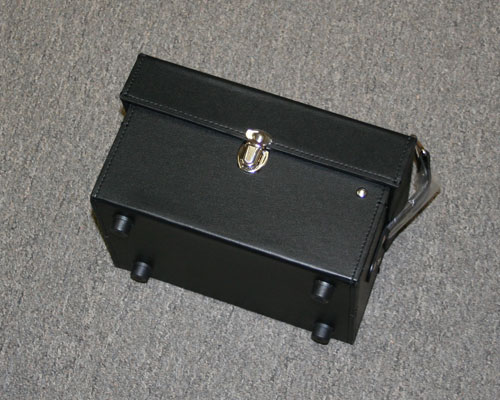 Picture of carrying cases.
