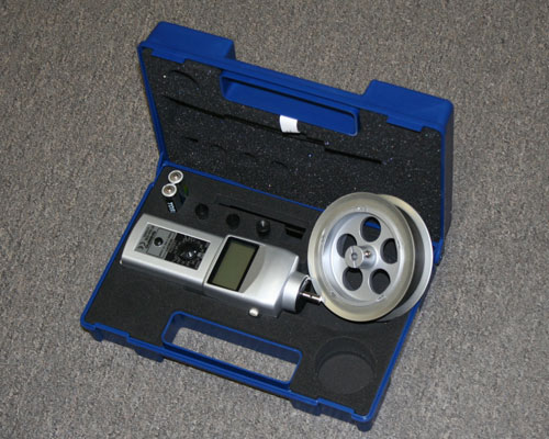 Picture of meter tachometer other.