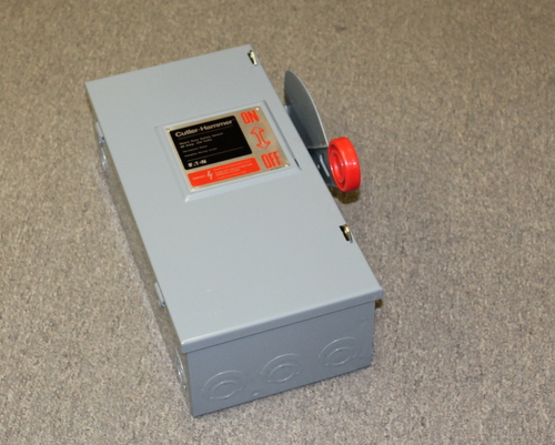 Picture of DH322NGK EATON / Cutler-Hammer CIRCUIT BREAKER Eaton